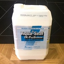 Паркетный Лак Berger Aqua-Seal RoyalMatt 5.5л